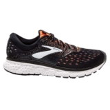 Brooks Glycerin 16 Men's Black/Orange/Grey