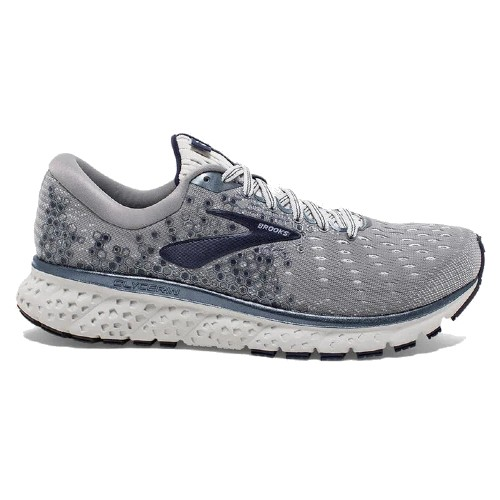 Brooks Glycerin 17 Men's Grey/Navy/White