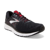 Brooks Glycerin 17 Men's Black/Ebony/Red