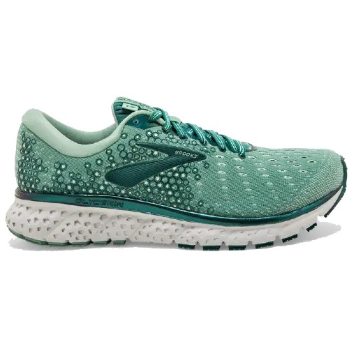 Brooks Glycerin 17 Women's Feldspar/Aqua Foam