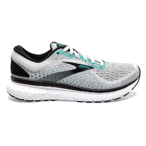 Brooks Glycerin 18 Women's Grey/Black/Atlas