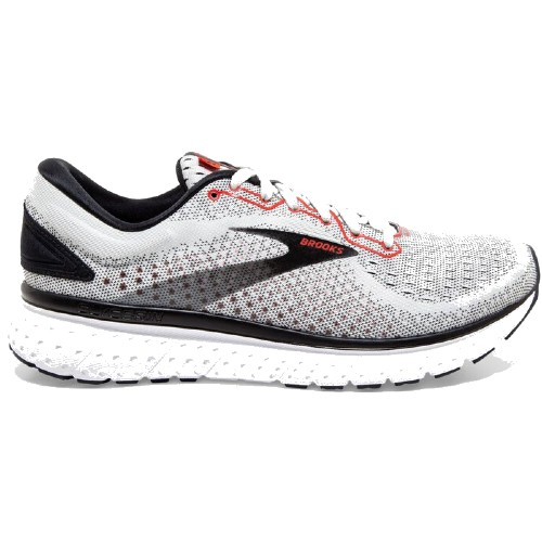 Brooks Glycerin 18 Men's Grey/Black/Red