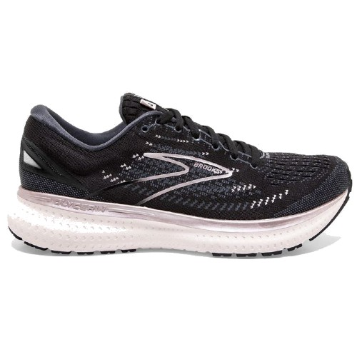 Brooks Glycerin 19 Women's Black/Ombre/Metallic