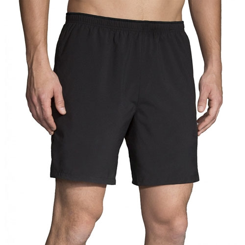 "Brooks Go-To 7"" Short Men's Black"