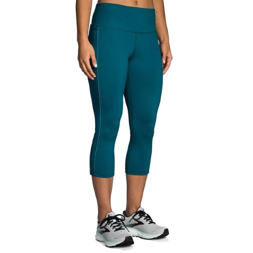Brooks Greenlight Capri Women's Deep Sea