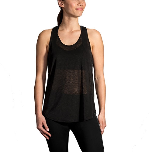 Brooks Hot Shot Tank Women's Black