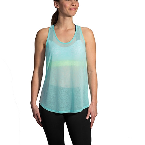 Brooks Hot Shot Tank Women's Ice