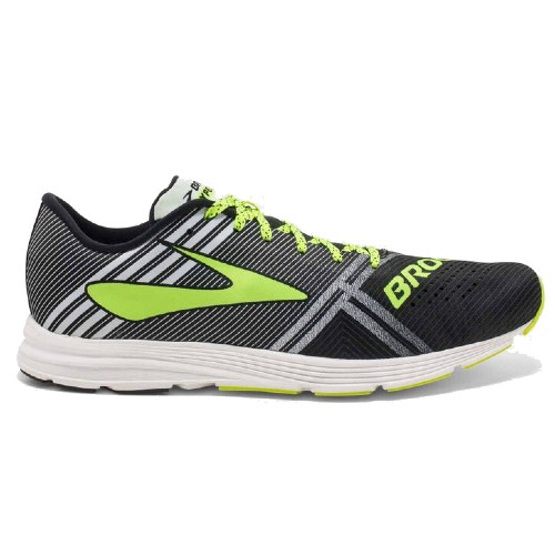 Brooks Hyperion Men's Black/White/Nightlife - Brooks Style # 110234 1D.083 F16 A