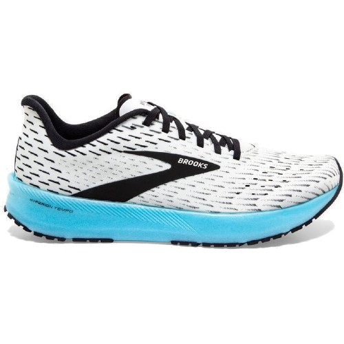 Brooks Hyperion Tempo Women's White/Black/Iced Aqua