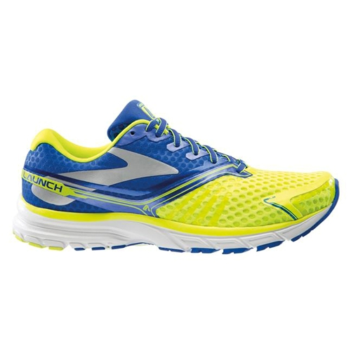 Brooks Launch 2 Men's Nightlife /Electric - Brooks Style # 110188 1D 702 S15