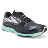 Brooks Launch 3 Women's Black/White/IceGreen