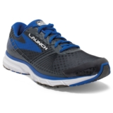 Brooks Launch 3 Men's Anthracite/Blue