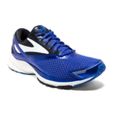 Brooks Launch 4 Men's Electric Blue/Black/Wht