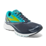 Brooks Launch 4 Women's Anthracite/Lime Punch