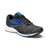 Brooks Launch 4 Men's Black/Anthracite
