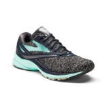 Brooks Launch 4 Women's Anthracite/Beach Glass