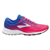 Brooks Launch 5 Women's Pink/Blue/White