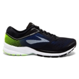 Brooks Launch 5 Men's Black/Blue/Green