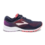 Brooks Launch 5 Women's Navy/Coral/Purple