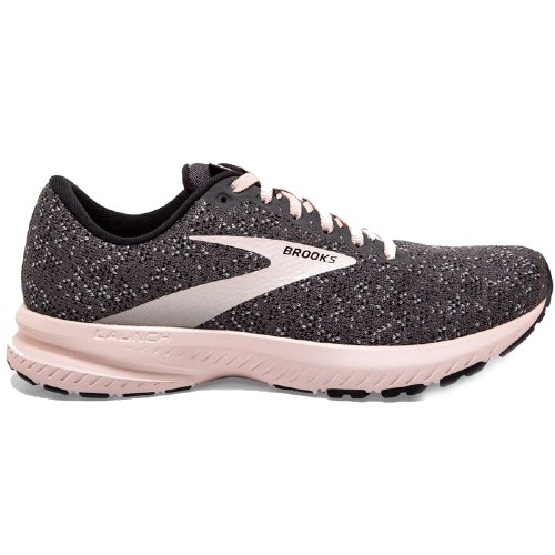 Brooks Launch 7 Women's Black/Pearl/Violet