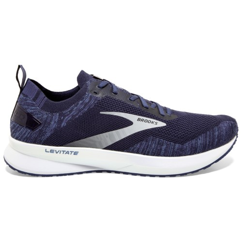 Brooks Levitate 4 Men's Navy/Grey/White