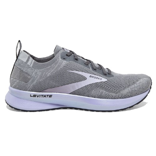 Brooks Levitate 4 Women's Grey/Blackened Pearl
