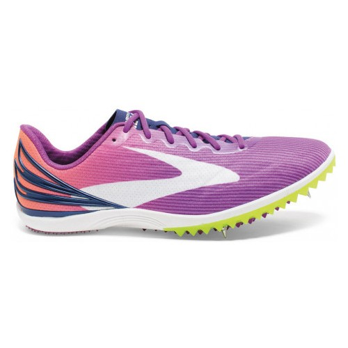Brooks Mach 17 Women's Purple/Cactus Flower