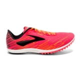 Brooks Mach 18 Women's Pink/Orange/Black