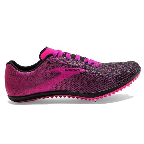 Brooks Mach 19 Women's Black/Hollyhock