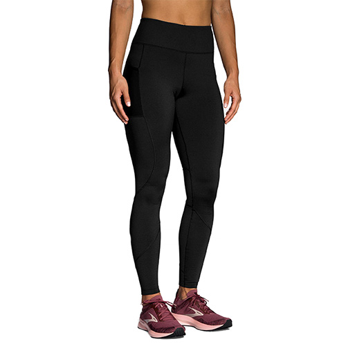 Brooks Momentum Thermal Tight Women's Black
