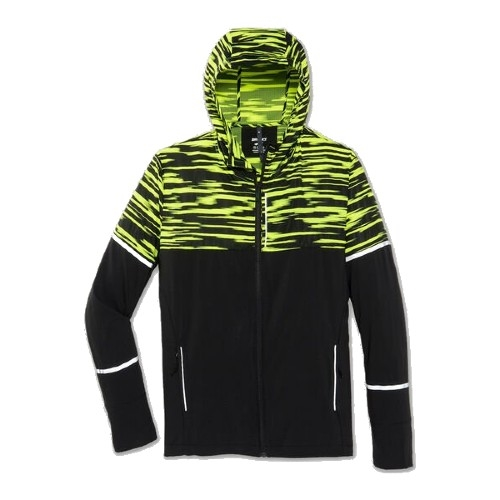 Brooks Nightlife Jacket Men's Black/Nightlife Blur