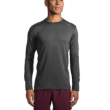 Brooks Notch Thermal L/S Men's Heather Black