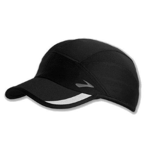 Brooks PR Lightweight Hat Unisex Black