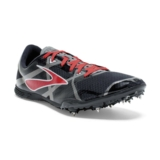 Brooks PR MD 3 Men's Black/HighRiskRed