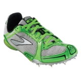 Brooks PR MD Women's Neon Green/Silver