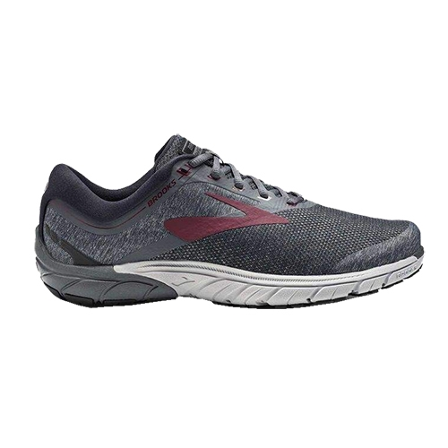 Brooks Pure Cadence 7 Men's Ebony/Dark Red/Black - Brooks Style # 110274 1D 012 S18