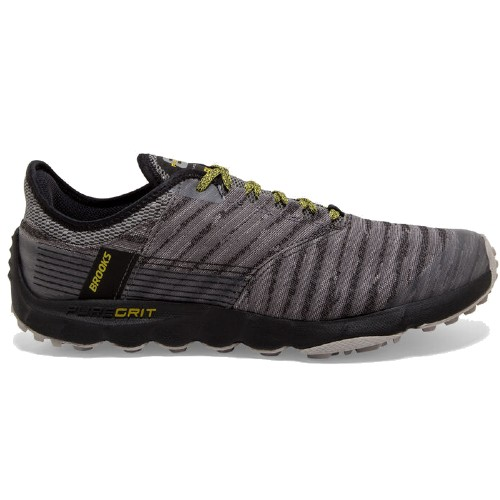 Brooks PureGrit 8 Men's Queit Shade/ Opal Grey