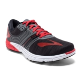Brooks Purecadence 6 Men's Black /Anthracite/Red