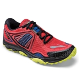 Brooks Puregrit 3 Men's High Risk Red/Electric