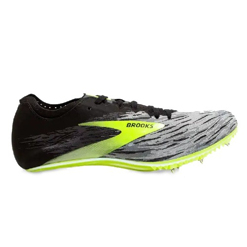 Brooks QW-K v4 Unisex Black/Grey/Nightlife