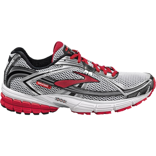 Brooks Ravenna 4 Men's Lava/Nightlife/Silver