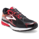 Brooks Ravenna 7 Men's Black/High Risk Red