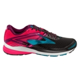 Brooks Ravenna 8 Women's Black/Pink/Plum