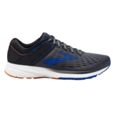 Brooks Ravenna 9 Men's Ebony/Blue/Orange