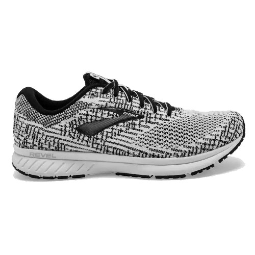 Brooks Revel 3 Women's White/Black