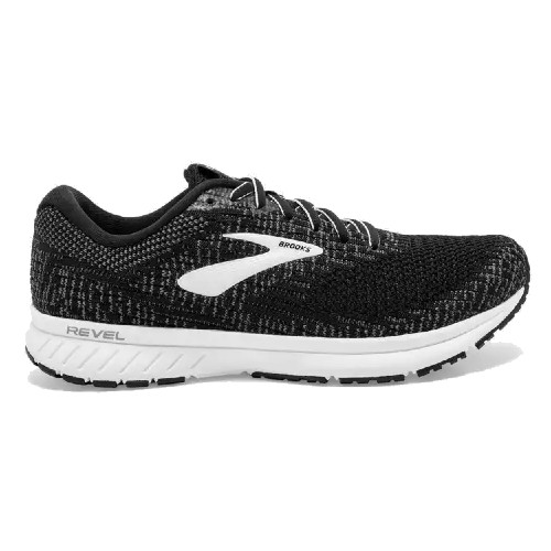 Brooks Revel 3 Women's Black/Blackened Pearl
