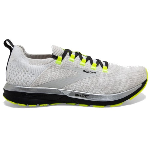 Brooks Ricochet 2 Men's White/Black/Nightlife