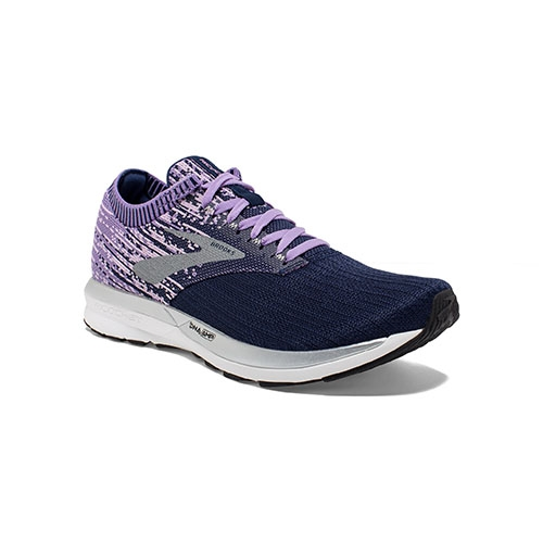 Brooks Ricochet Women's Purple/Aqua/Navy