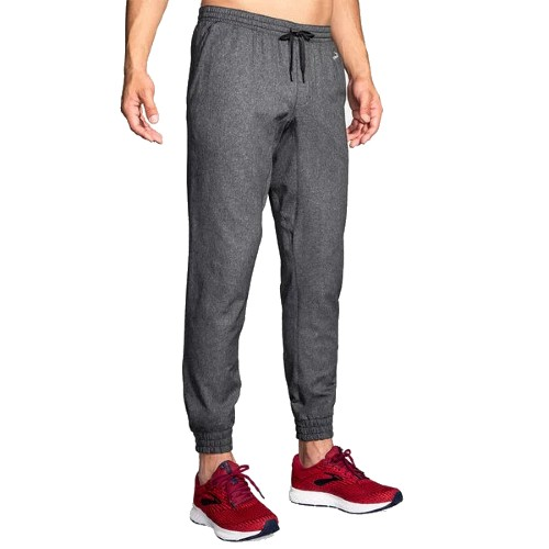 Brooks Rush Jogger Men's Heather Black