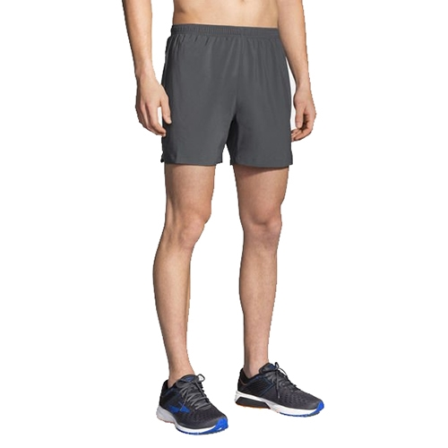 "Brooks Sherpa 5"" Short Men's Asphalt"